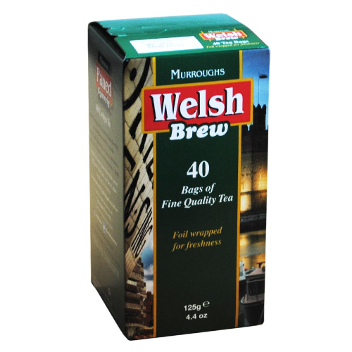 Welsh Brew Tea 40 Bags